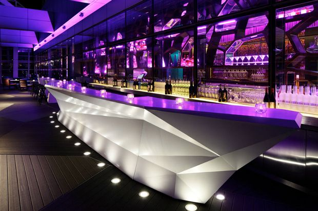 Ozone Bar By Wonderwall