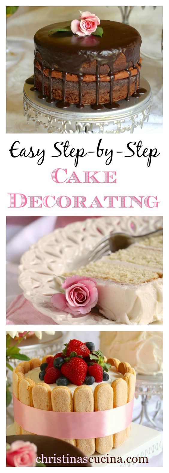 NO piping bags needed! NO expensive equipment needed! Easy ...