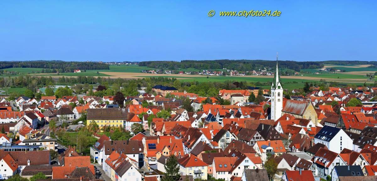Bad Saulgau Bad Saulgau Stadt Land Rathaus Und Stadt