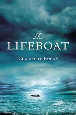 """#nowreading The Lifeboat, Charlotte Rogan """"In the summer of 1914, the elegant ocean liner carrying her and her husband Henry across the Atlantic suffers a mysterious explosion. Setting aside his own safety, Henry secures Grace a place in a lifeboat, which the survivors quickly realize is over capacity. For any to live, some must die."""""""