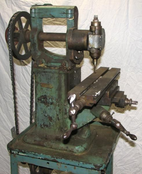 Antique Milling Machine Google Search Old School