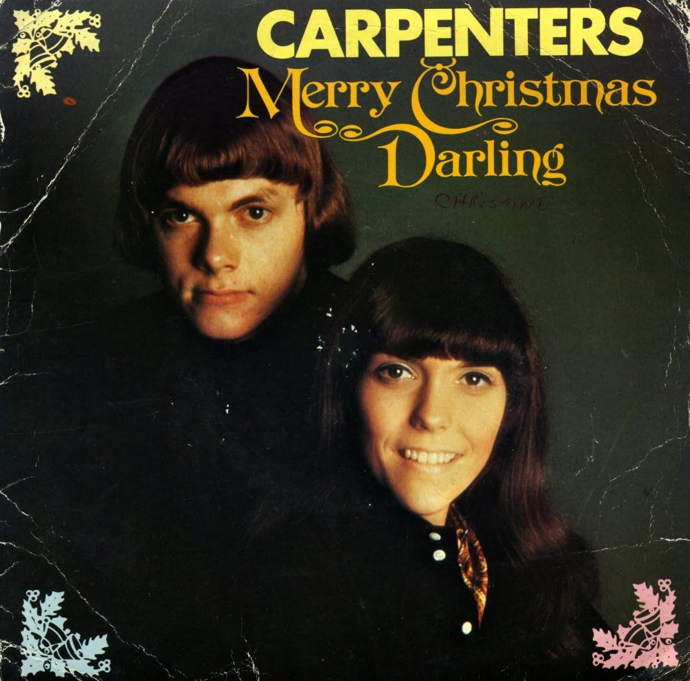 Merry Christmas darling The voice of Karen Carpenter is almost ...