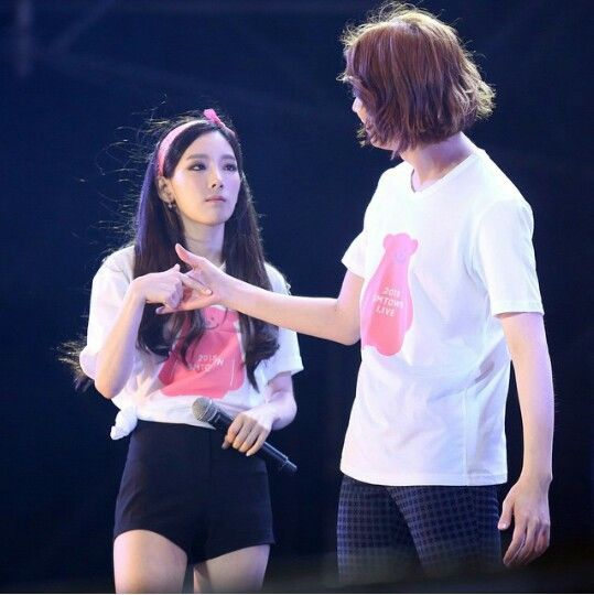 Snsd taeyeon and heechul dating