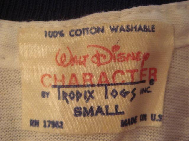 Vintage Clothing Label Walt Disney Vintage Tags Kids Shoe Stores Storing Kids Clothes