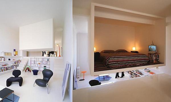 Nice Creative Loft Bedroom Ideas Hold A Certain Fascination