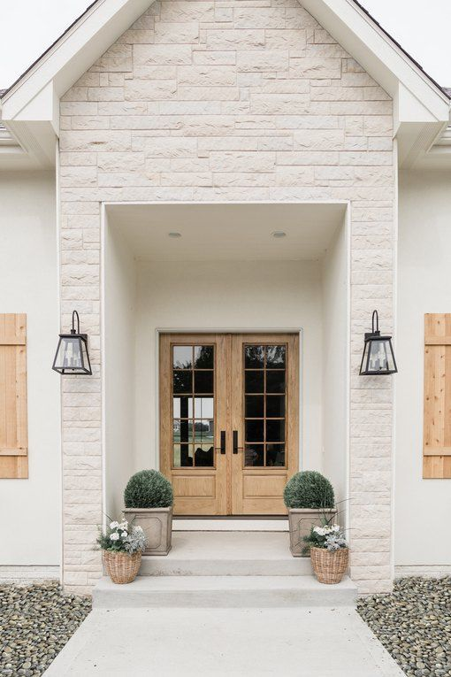 8 Modern Farmhouse Exteriors That Channel the Best