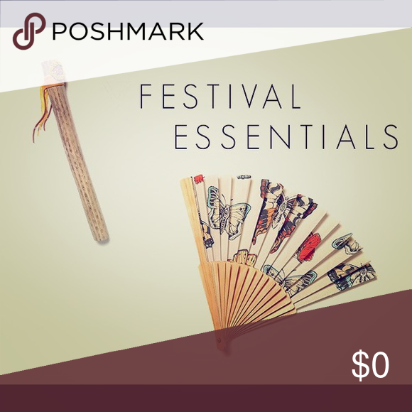 FESTIVAL ESSENTIALS FESTIVAL ESSENTIALS Other