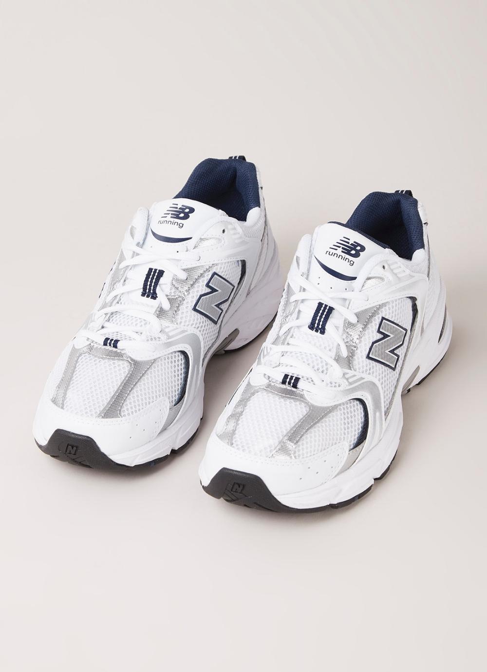 New Balance MR530 sneaker met mesh details • Wit • de ...