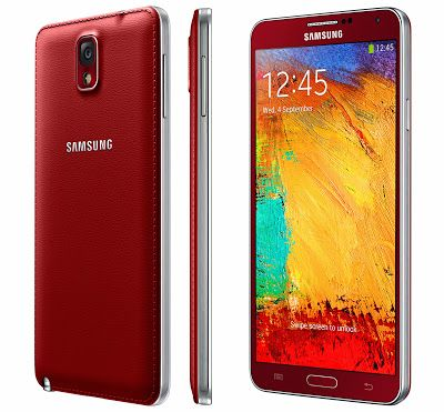 Next Year The Samsung Galaxy Note 3 Will Be Available In Two New Colors Then Get A Red And Golden Samsung Galaxy Note 3 Galaxy Note Samsung Galaxis