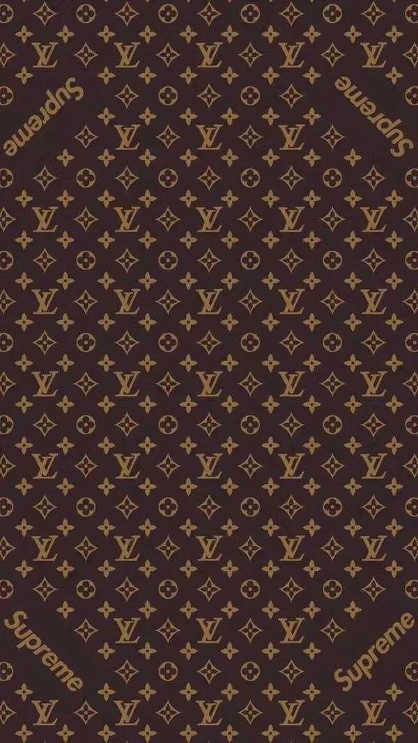 Supreme Lv Backgrounds Supreme Wallpaper Iphone Wallpaper