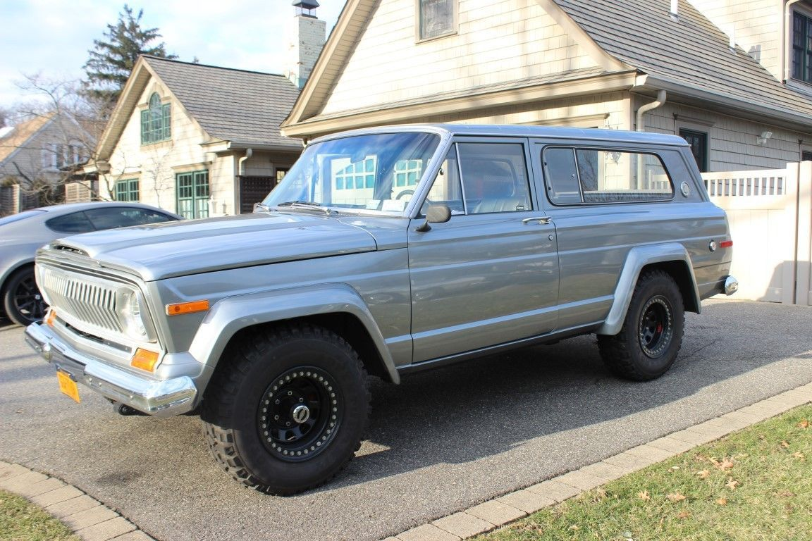 1976 Jeep Cherokee Chief 2dr 4x4 Jeep Cherokee Laredo Jeep