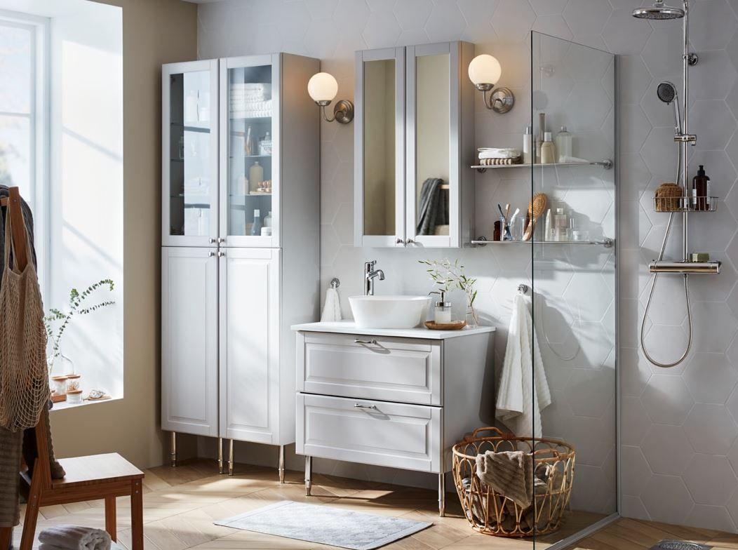 Ikea Badezimmer Ideen Fur Kleine Raume 12 Funktionale Und