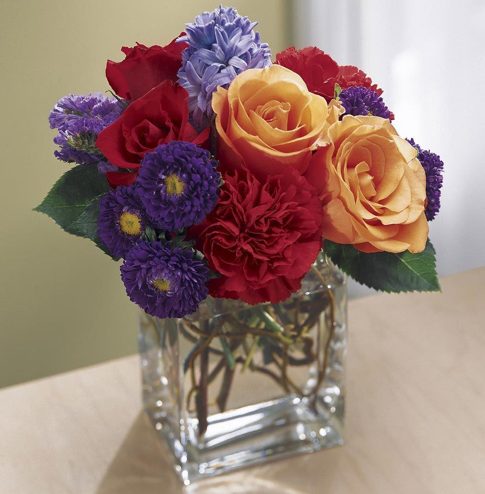 ramo de flores con rosas el rincn de mi abuela anita