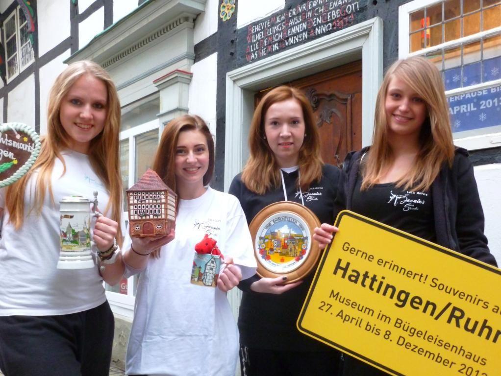 Herzlich Willkommen Im Hattinger Museum Im Bugeleisenhaus Mibeh Museum Reiseerinnerungen Ruhr