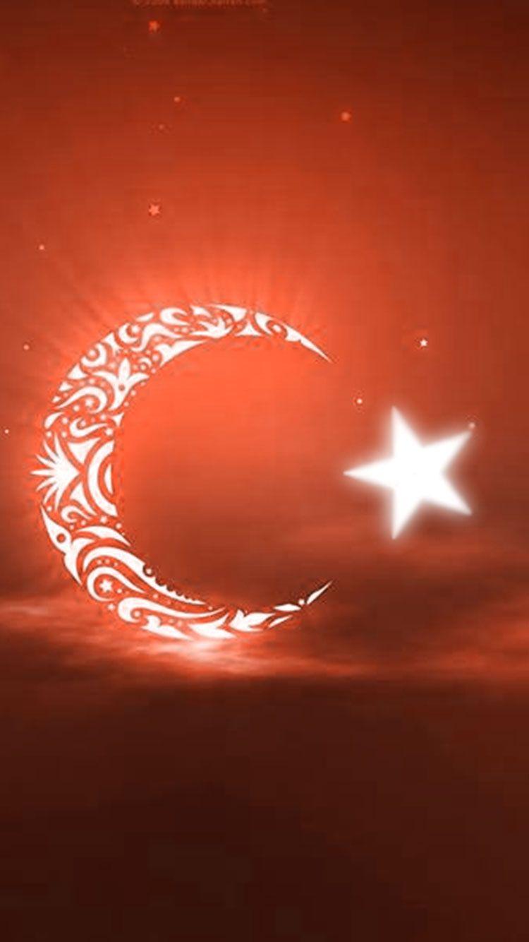 iPhone için Türk Bayrağı Duvar Kağıtları | Telefon duvar ...