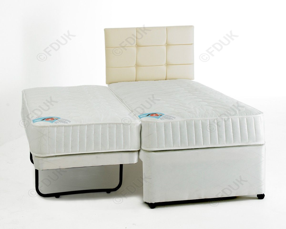 Single bed with guest bed underneath - The Joseph Trio 3 In 1 Guest Bed Is A Popular Bed For The Children With An Extra Bed Underneath The Bed Can Be Used As One Single Bed Two Single Beds