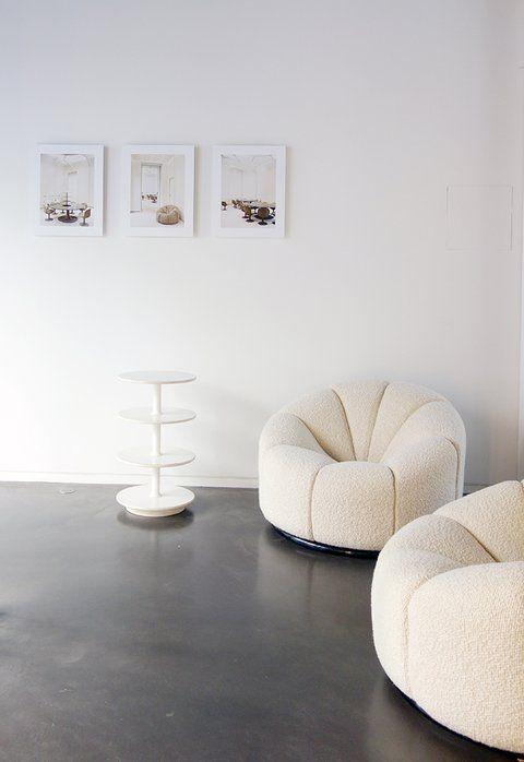 pierre paulin lys e palace furniture pinterest. Black Bedroom Furniture Sets. Home Design Ideas
