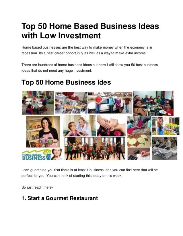 Best Small Business Ideas From Home Part - 16: How To Turn Home Business Into Success -- Details Can Be Found By Clicking  On