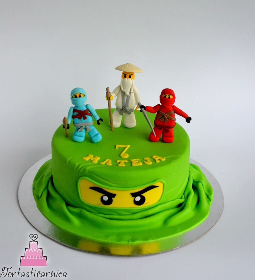 tortasti arnica cakes boys men pinterest geburtstage ninjago kuchen und ninja geburtstag. Black Bedroom Furniture Sets. Home Design Ideas