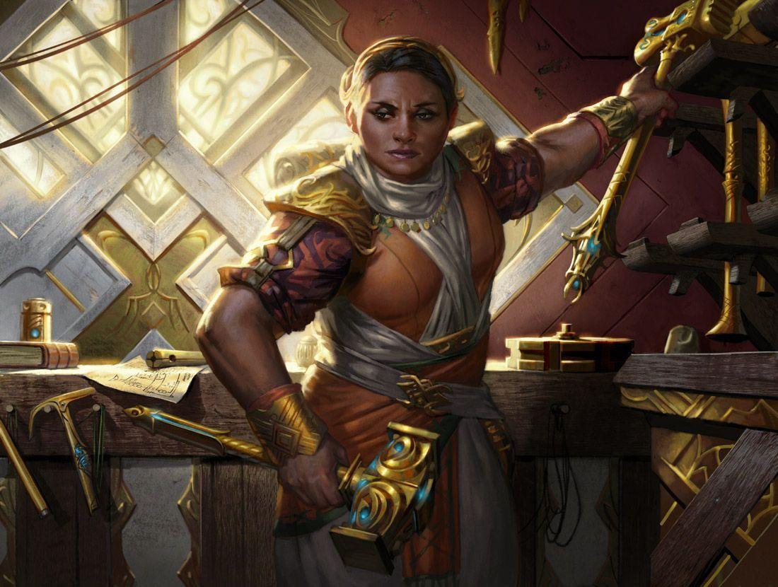 Orin Bittershaper   Fantasy dwarf, Female dwarf, Character portraits