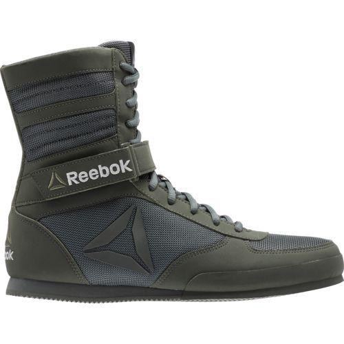 super cute 0f5b6 562d1 Reebok Men s Boxing Boots (Grey Medium, Size 11.5) - Wrestling Footwear at  Academy Sports