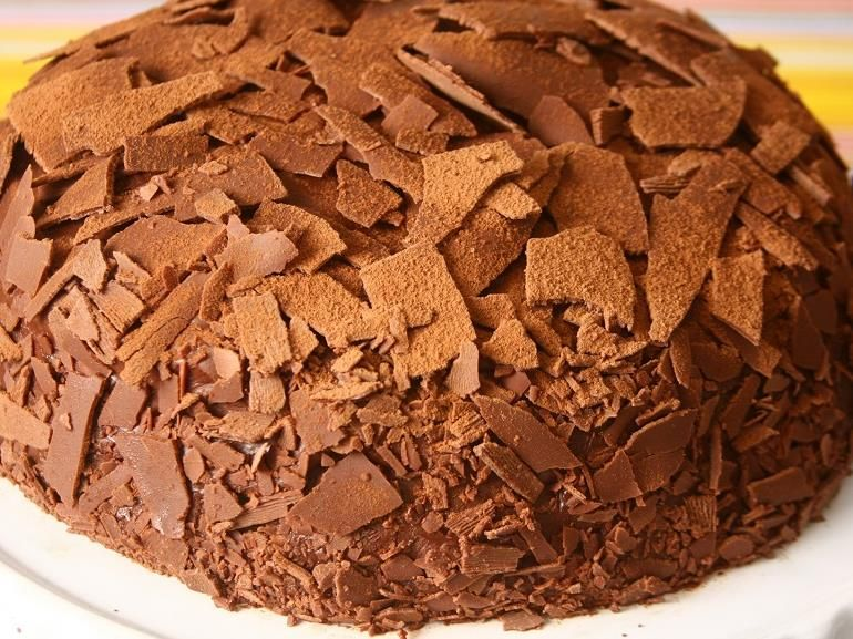 Bolo Mousse De Dois Chocolates Receita Bolo De Chocolate