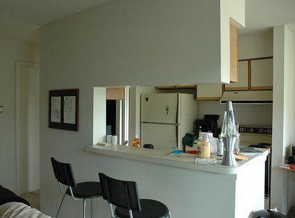 Mueble desayunador gd pinterest cocinas con - Mueble barra cocina ...