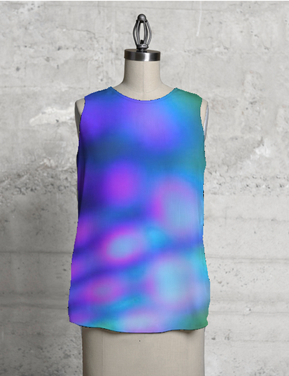 Sleeveless Top - Reflections by VIDA VIDA Clearance Great Deals Sale Clearance Ebay Outlet Low Cost Outlet View BVPrqHUP