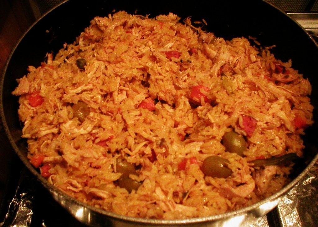 Soy paname o recetas de comida paname a comidas for Como cocinar 5 kilos de arroz