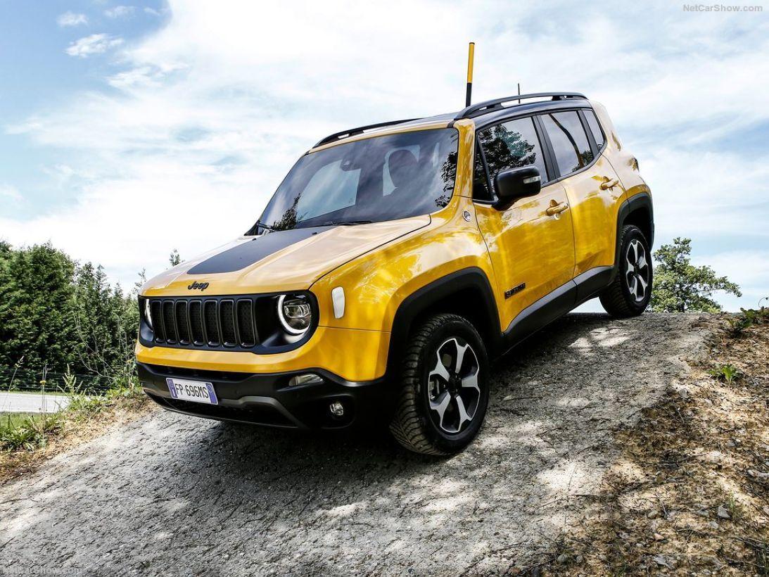 2019 Jeep Renegade Jeep Renegade Jeep Fuel Efficient Suv