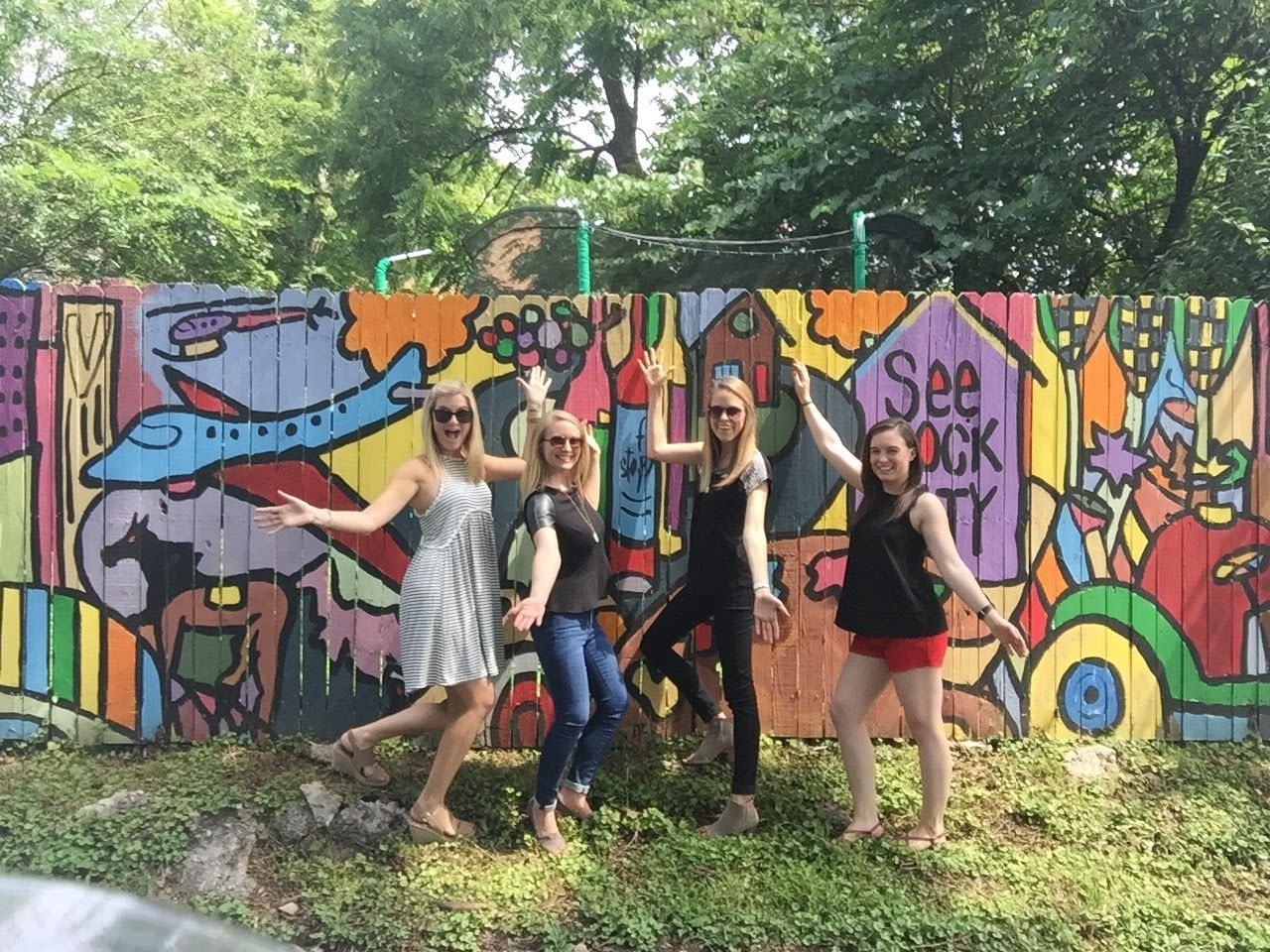 A tour of nashvilles best murals nashville