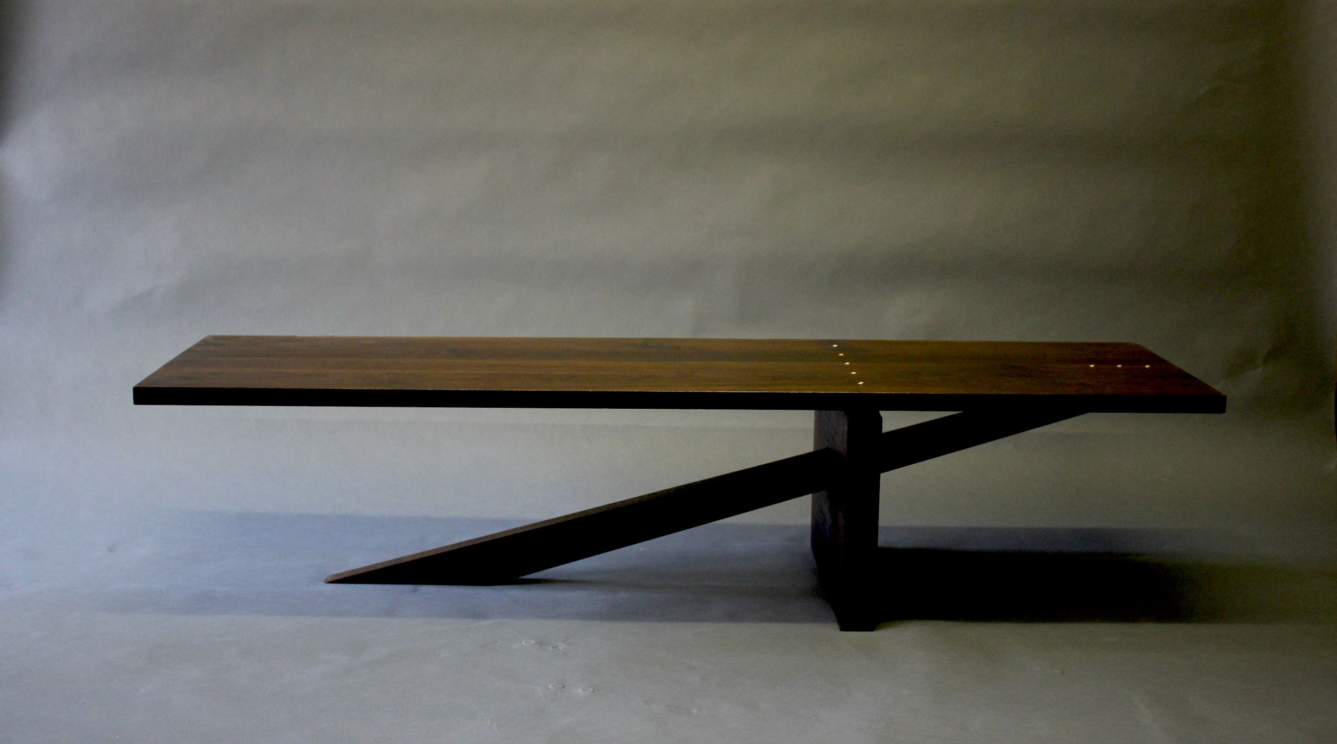 Cantilever Table Revisitedin Walnut Home Stuff And Funny Pinterest Tables Woods And