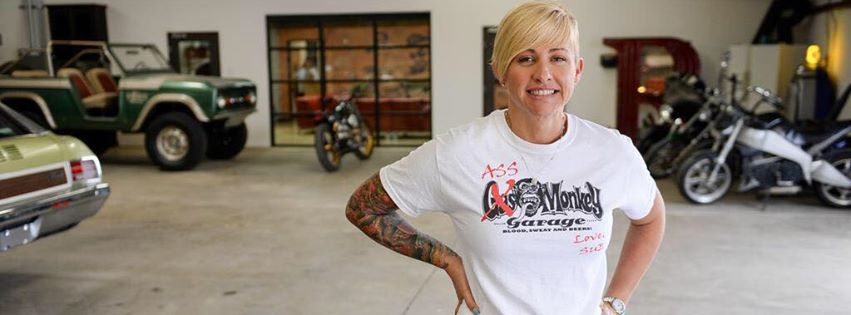 christy from fast and loud