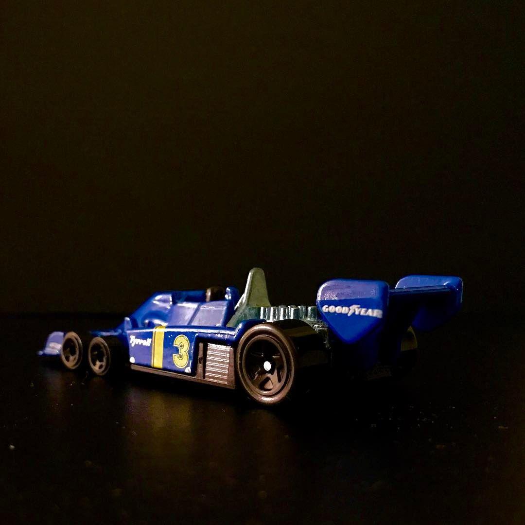 "The Art of Little Cars on Instagram: ""1976 Tyrrell P34  #hotwheels #hotwheelspics #hotwheelscollectors #Hotwheelsaddict #164scale #164diecast #164hotwheels #tyrrellp34 #tyrrell…"""
