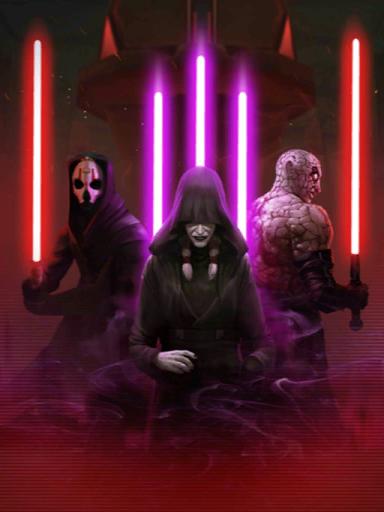 Sith Triumvirate Star Wars Art Star Wars Artwork Star Wars Images