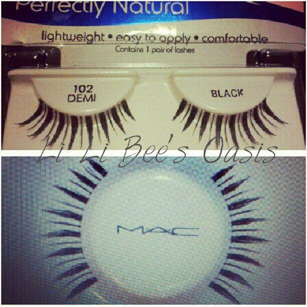 MAC #7 Lash Dupe #lashes   Beauty   Makeup Dupes, Beauty ...