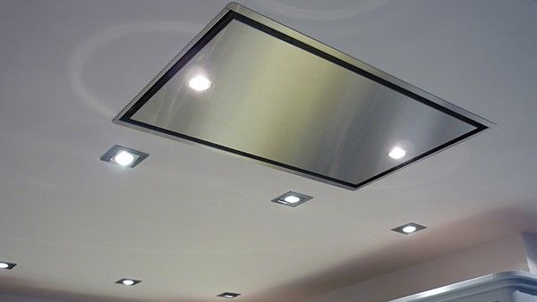 Flush Ceiling Extractor Fan Exhaust Fan Kitchen Kitchen Exhaust Kitchen Extension Inspiration