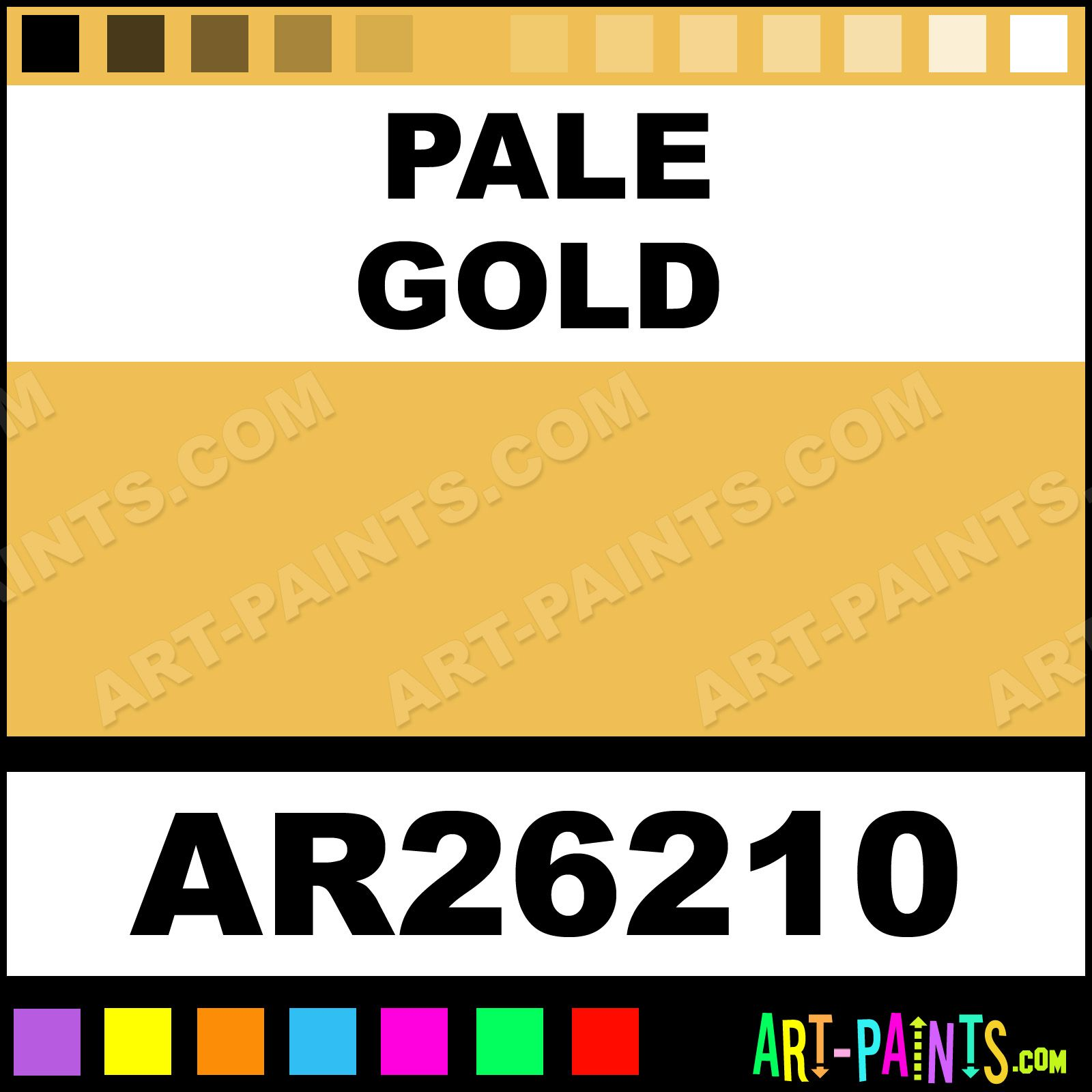 28 199 152 Pale Gold Efbf53 239 191 83 Yellow Painting Gold