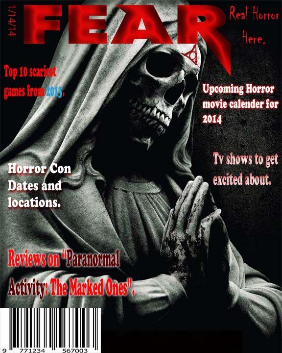 Real Horror, Upcoming Horror Movies