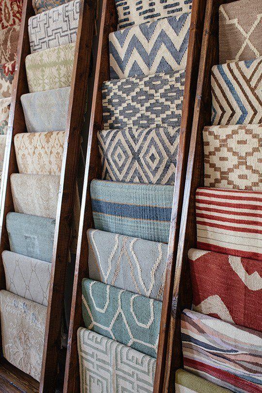 Ways To Hang Cloth Little Shoppe Pinterest