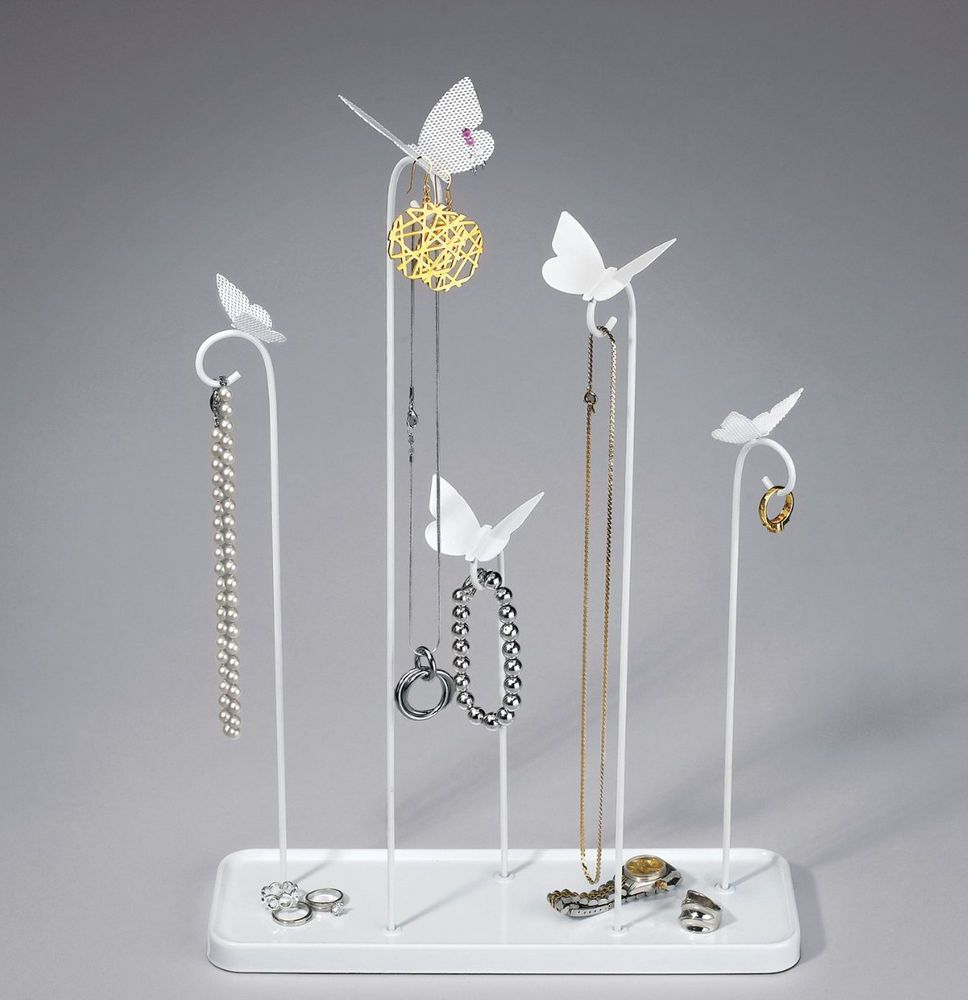 Umbra meadow stand butterfly girls jewellery stand holder birthday