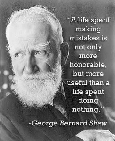 George Bernard Shaw on an Honourable Life