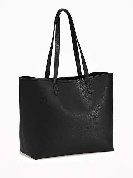 2e2fa625ffcb6 Old Navy Faux-Leather Tote for Women
