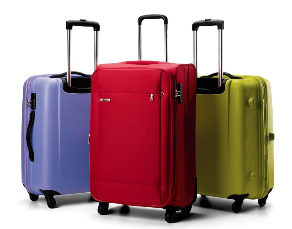 Luggage Bags in Bangalore - Sunrise Trading Co. Bangalore ...