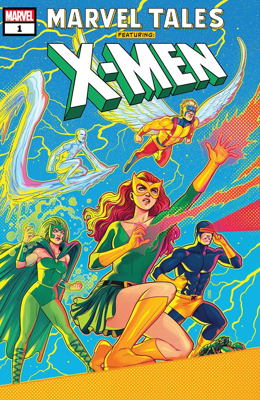 Marvel Tales X Men 2019 1 In 2020 X Men Marvel Comics