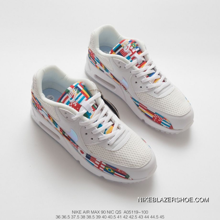 The 190 World Cup Limited Nike Air Max 90 NIC QS Retro Zoom ...