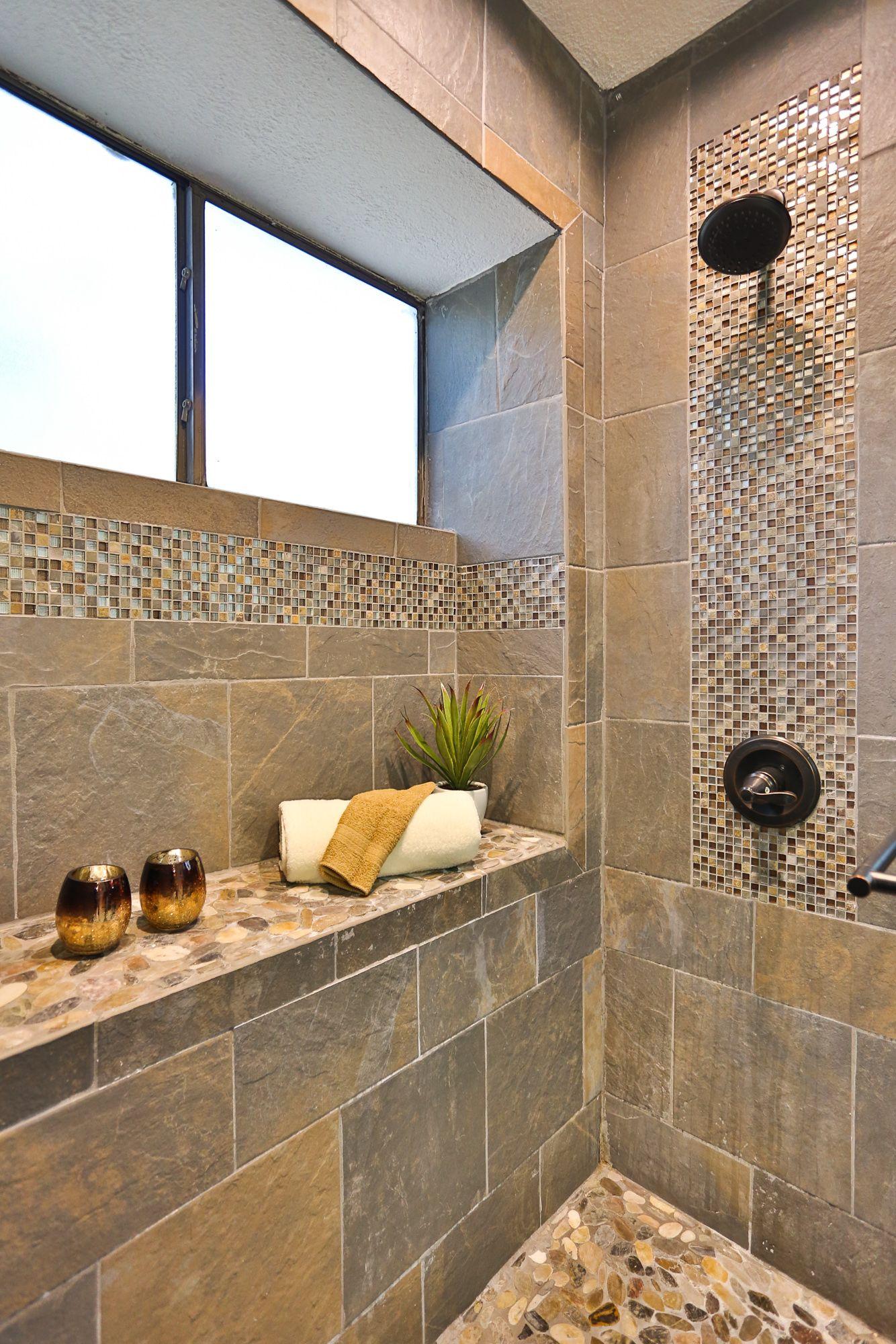 5723 Timber Rain San Antonio Tx 78250 Bathroom Stone Tiles Updated Kitchen