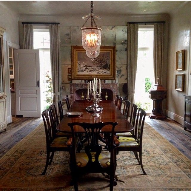 SnapWidget | Fabulous dining room that we plastered and ...