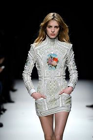 Balmain: Autumn Winter Paris 2012