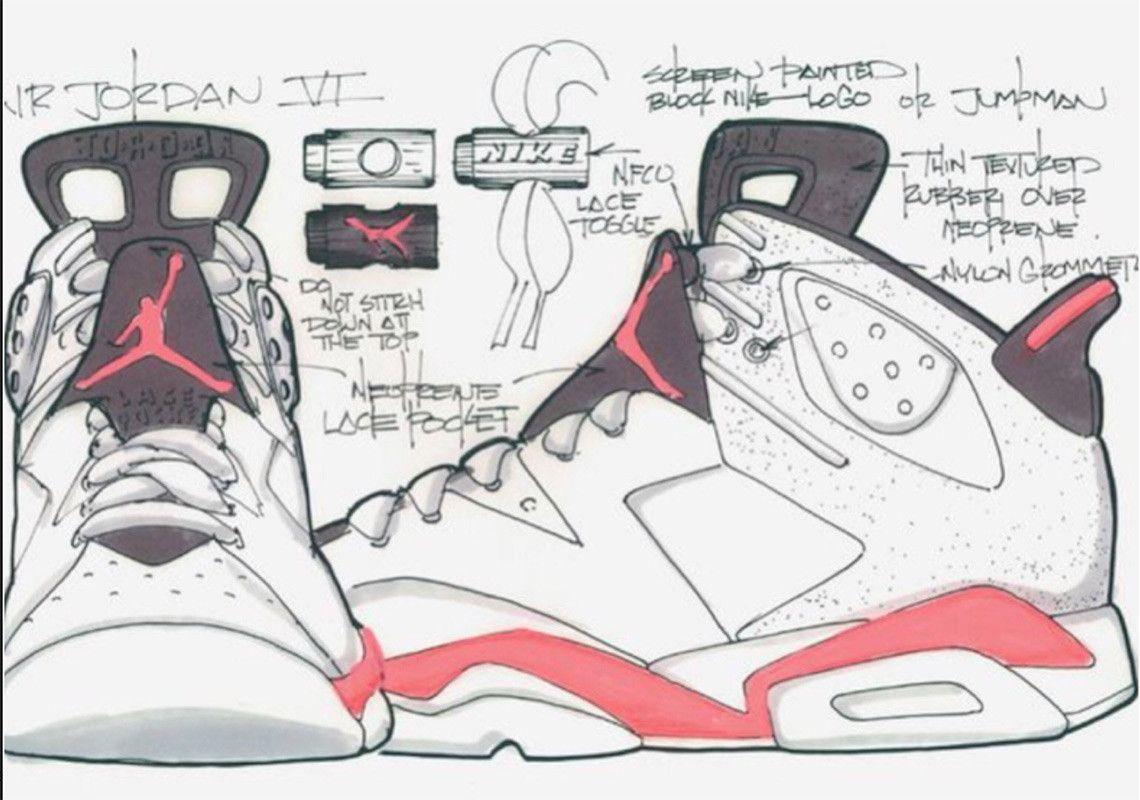 Air Jordan 6 Tinker Hatfield Release Info Air Jordans Jordans